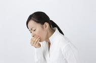 咳が続く、痰が出る